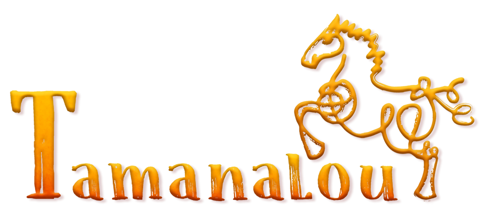 Logo Tamanalou horizon traction à cheval